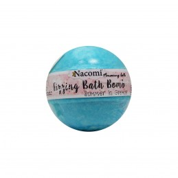 Nacomi Fizzing Bath Bomb Summer InGreece 2 peças