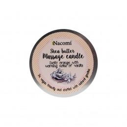 Nacomi Vela de Massagem Aroma Exotico Laranja com Notas de Baunilha 150g