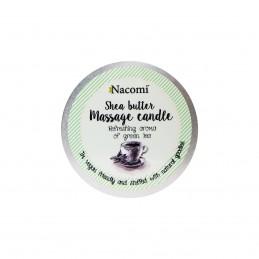 Nacomi Vela de Massagem Aroma Refrescante com Cha Verde 150g