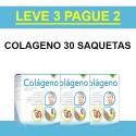 Colageno 30 Saquetas - Pague 2 Leve 3