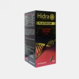 Hidra + Platinium Elastina Retinol Q10 30 Capsulas