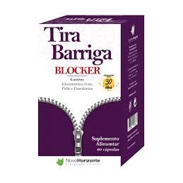 Tira Barriga Blocker 60 Capsulas