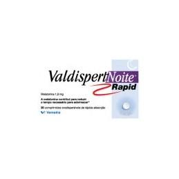 Valdispert Noite Rapid 1,9mg 20 comprimidos