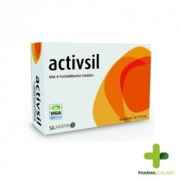 Activsil Lipid 30 capsulas