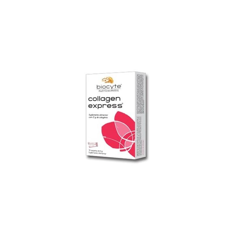 Biocyte Collagen Express 10 Saquetas