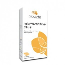 Biocyte Microvectine Plus 40 Capsulas