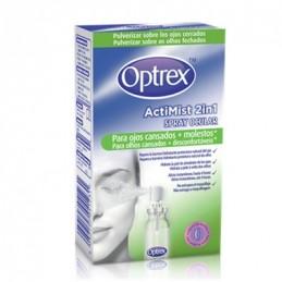 Optrex Actimist 2 em 1 Spray Olhos Cansados 10ml