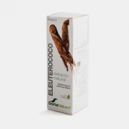 Extrato Natural Eleuterococo 50 ml