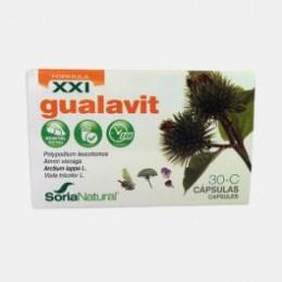 Gualavit 30-C 600mg 30 cápsulas