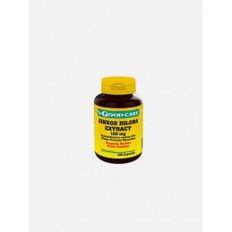 Ginkgo Biloba Extract 120mg 100 capsulas Good care