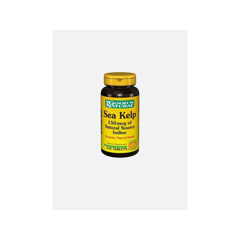 Sea Kelp 250 comprimidos