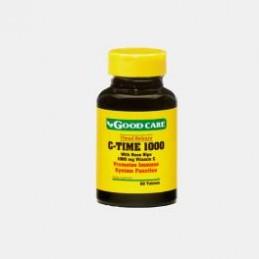 C-time c/ Roseira Brava 1000mg 60 Comprimidos