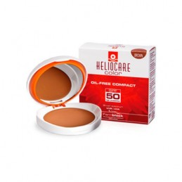 Heliocare Compacto Oil-Free Tom Brown SPF50 10g