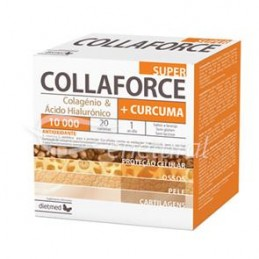 Collaforce Super + Curcuma 20 saquetas