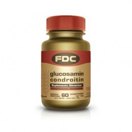 FDC Glucosamina Condroitina 60 capsulas