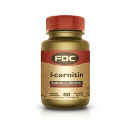 FDC L-Carnitina 60 Capsulas