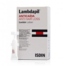 Isdin Lambdapil Antiqueda Loção 20 doses