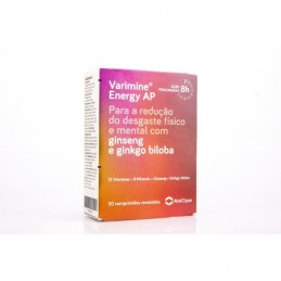 Varimine Energy AP 30 Comprimidos