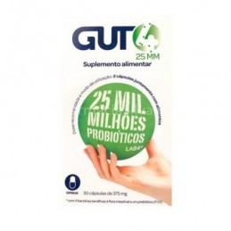 Gut4 25 MM Suplemento Alimentar 30 Capsulas
