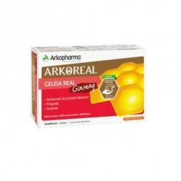 Arkoreal Geleia Real + Ginseng 20 ampolas