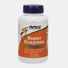 Super Enzymes 90 Comprimidos