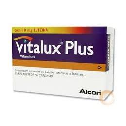 Vitalux Plus 84 Capsulas