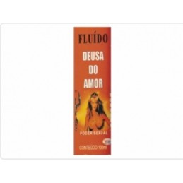 Fluido Deusa do Amor 100 ml