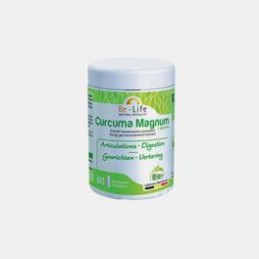 Curcuma Magnum 3200 60 capsulas