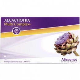 Alcachofra Multi Complex 30 ampolas 10ml Novo Horizonte