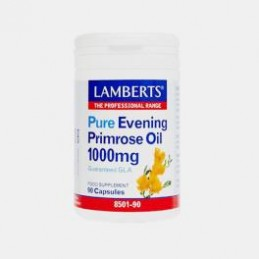 Pure Evening Primrose Oil 1000mg 90 capsulas