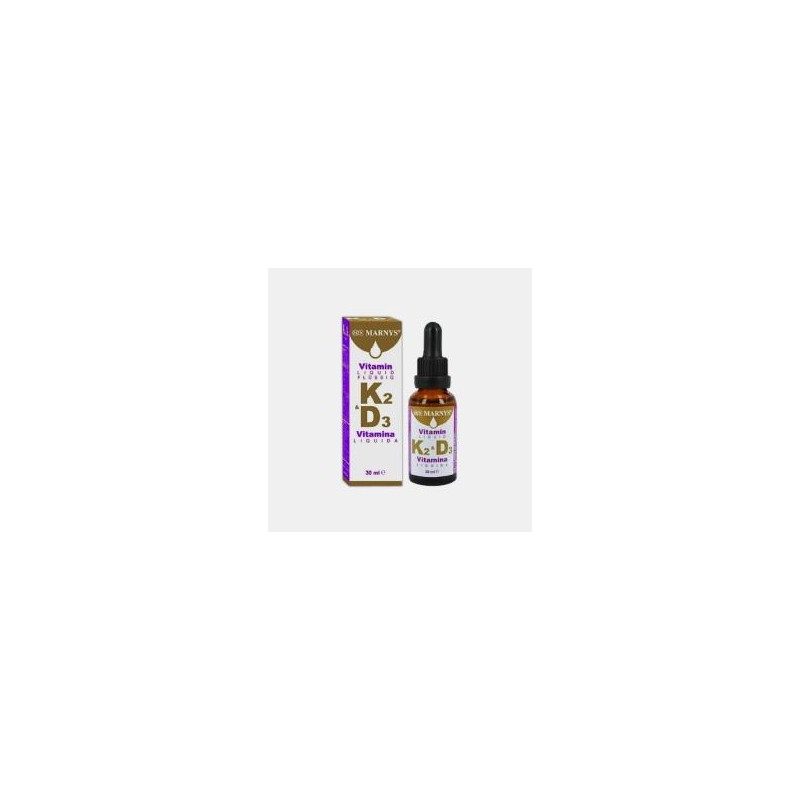 Vitamina K2 + D3 Liquida 30ml