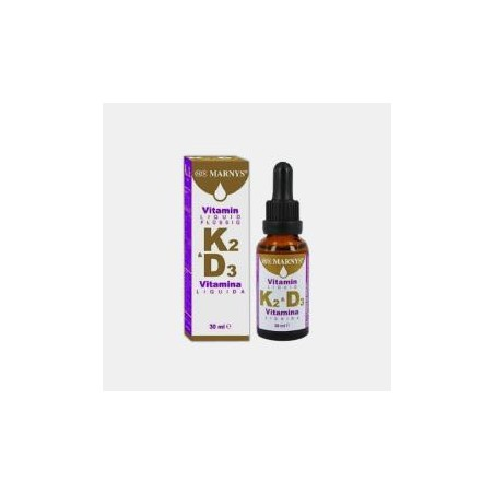 Vitaminas K2 + D3 Liquida 30ml