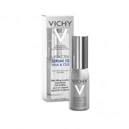 Vichy Liftactiv Serum 10 Olhos e Pestanas 15ml