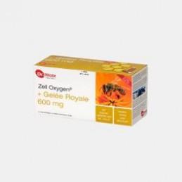 Zell Oxygen + Geleia Real 14 frascos de 20ml