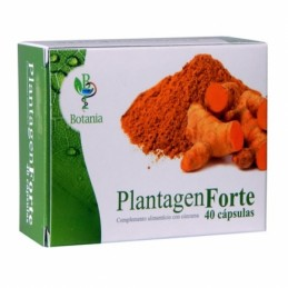 Plantagen Forte 40 capsulas