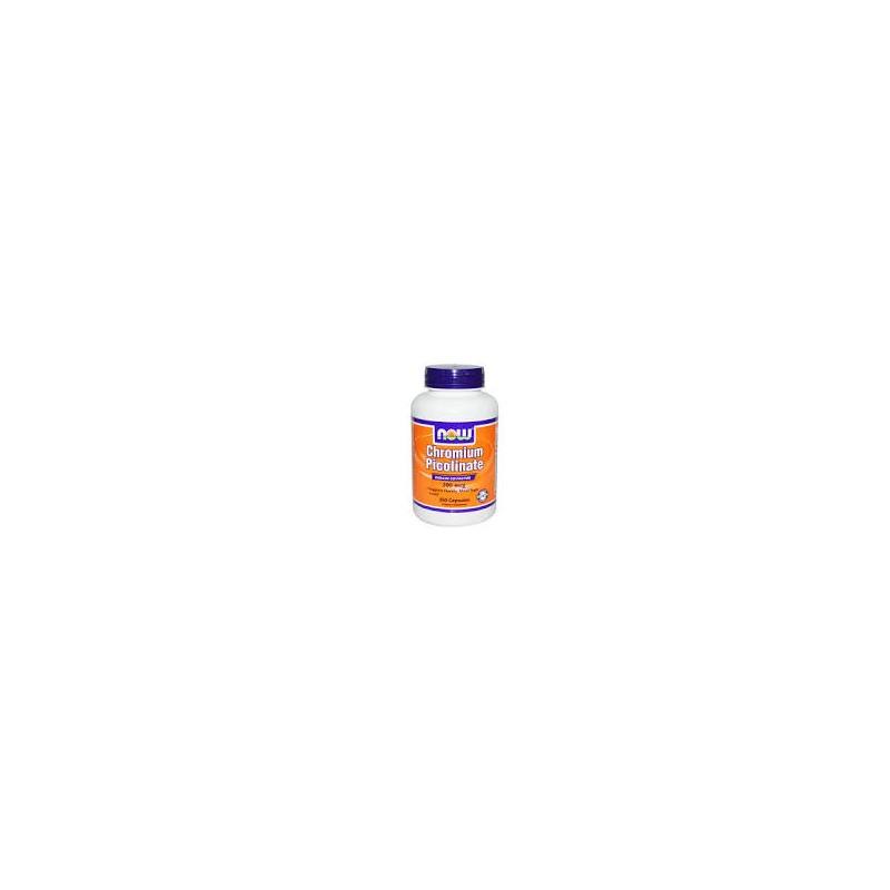 Chromium Picolinate 200 mcg Now