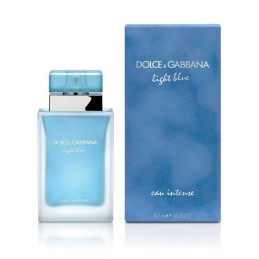 DOLCE & GAB. LIGHT BLUE EAU INTENSE WOMEN E.P. V/50ml