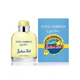 DOLCE & GAB. LIGHT BLUE ITALIAN ZEST MEN E.T. V/75ml