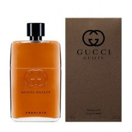 GUCCI GUILTY ABSOLUTE POUR HOMME MEN E.P. V/90ml