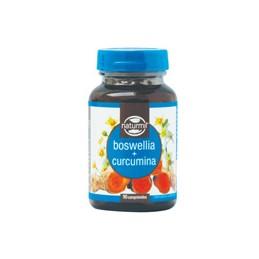 Boswellia + Curcumina 90 comprimidos