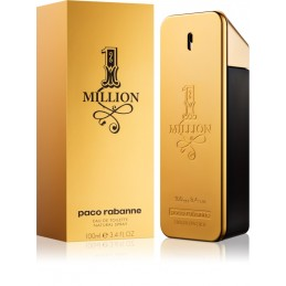 PACO RAB. MILLION INTENSE MEN E.T. V/100ml