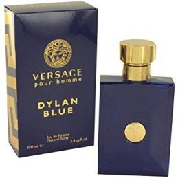 VERSACE POUR HOMME DYLAN BLUE MEN E.T. V/ 50ml.