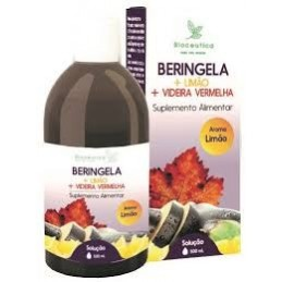 Beringela+Limao+Videira Vermelha 500 ml