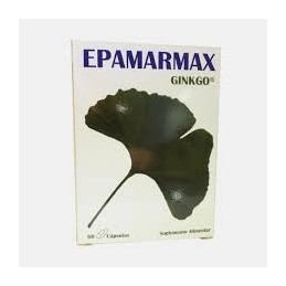 Epamarmax Ginkgo 60 Capsulas