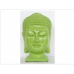 Buda Cabeça M Verde