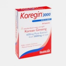 Koregin 3000mg 30 Comprimidos