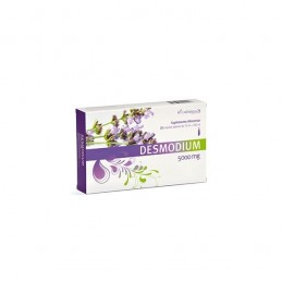 Desmodium 5000 mg 20 ampolas Calendula