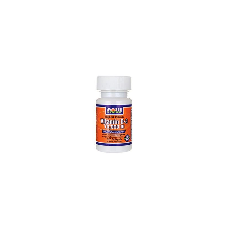 Vitamina D3 10.000 Now