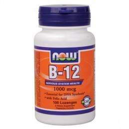 Vitamina B-12 1000mcg 100 comprimidos