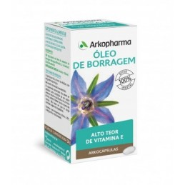 Arkocapsulas Oleo de Borragem